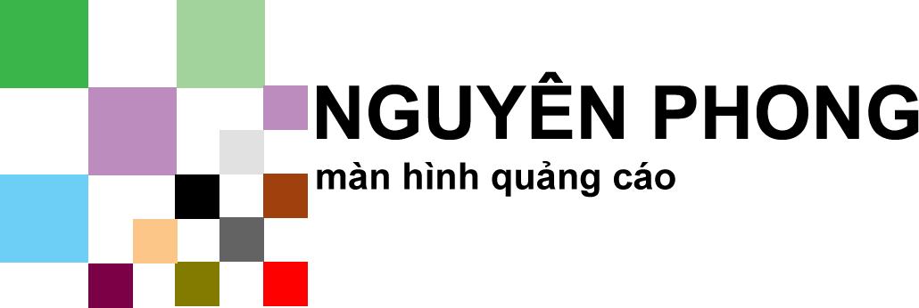Màn hình quảng cáo Nguyên Phong